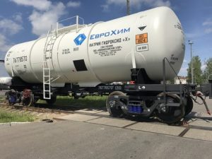 stainless steel tank cars