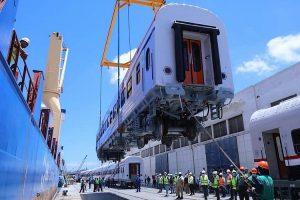 passenger coaches for Egypt