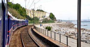 Cascais railway line modernisation