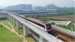 Shenzhen Metro Line 13