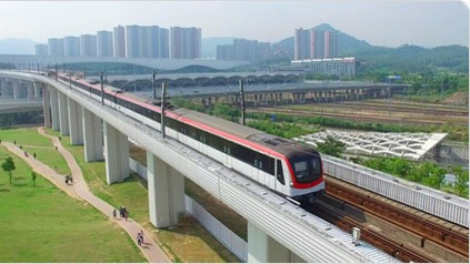 Shenzhen Line 13 PPP contract awarded