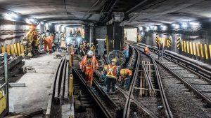 Toronto transit projects