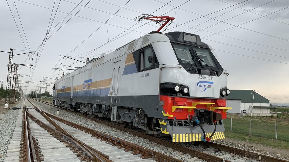 Prima T8 locomotives enter validation tests in Azerbaijan