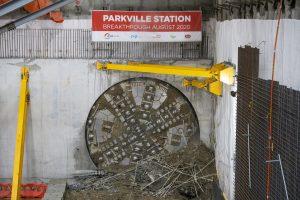 Melbourne Metro TMB