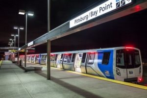 Transbay corridor capacity