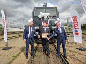Traxx multi-system locomotives