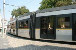 Bucharest tram tender