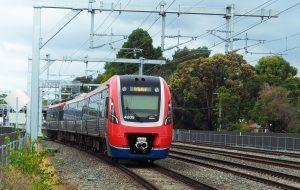 Adelaide commuter rail network