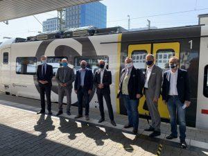 Mireo trains for Rhine-Neckar