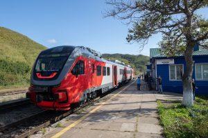 Orlan diesel trains