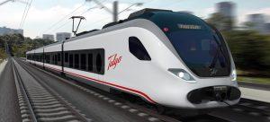 hydrogen train propulsion system