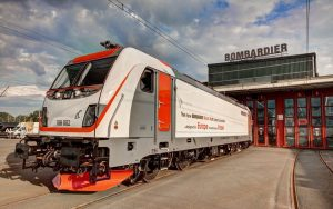 acquisition of Bombardier Transportation