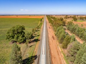 Inland Rail first section