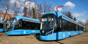 Vityaz-Moskva trams