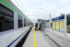 Skawina-Zakopane railway line