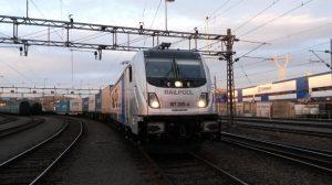 Traxx locomotives braking systems