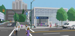 CBTC technology on Broadway Subway