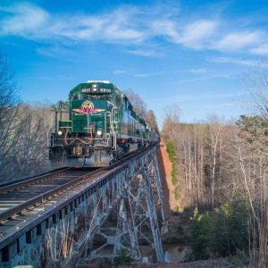 50 rail projects