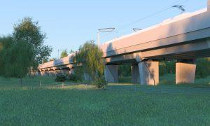 HS2 viaduct designs