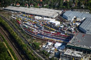 InnoTrans trade fair