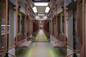 Moscow metro USB