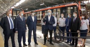 Moskva-2020 trains