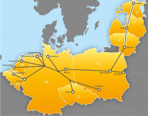 Rail Freight Corridor North Sea-Baltic