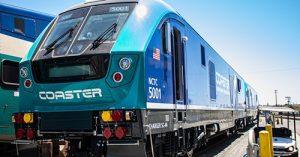 Siemens Charger locomotives