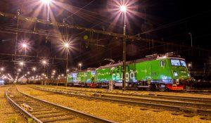 TransMontana locomotives