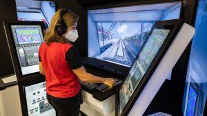 driver simulator for Barcelona