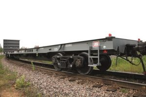 container flat cars