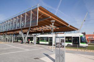 Citadis trams for Nantes
