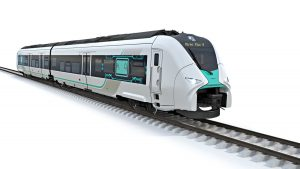 hydrogen regional train