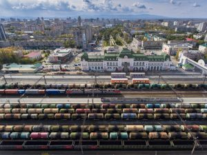 dangerous goods by rail