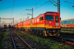 Traxx Africa locomotives