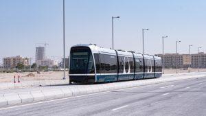 Lusail tramway