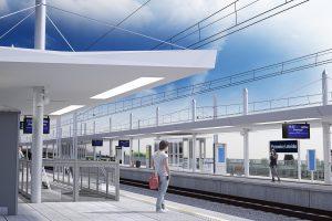 Katowice Airport rail link