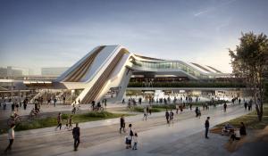 Rail Baltica Ülemiste terminal
