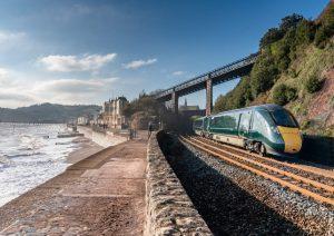 battery hybrid train