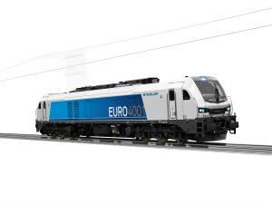 EURO4001 diesel-electric locomotives