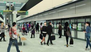 Pyrmont metro station
