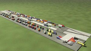 rail freight terminals