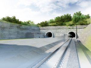 Divaca-Koper rail project