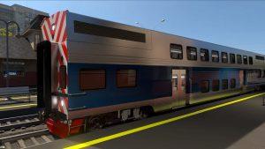 double-deck coaches