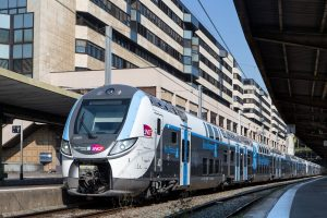 Omneo 2N regional trains