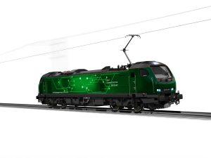 tri-mode locomotives