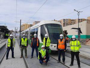 Constantine tramway