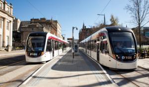 Glasgow Subway and Edinburgh Trams