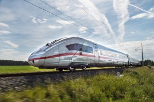 ICE 4 high-speed train
