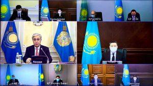 Turkestan-Tashkent high-speed rail
